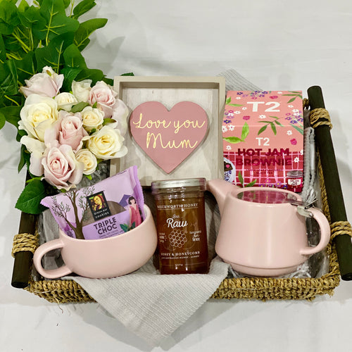 Ultimate Tea Basket