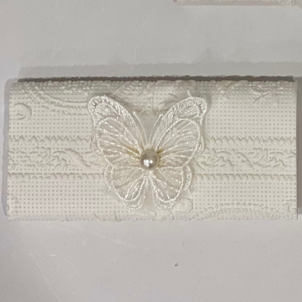 Chocolate Bar - Butterfly Lace