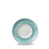 Tea Cup Saucer - New Horizons Green - 15cm