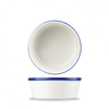 Retro Blue Large Ramekin - 3.5""