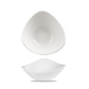 Lotus Triangular Bowl - 7""
