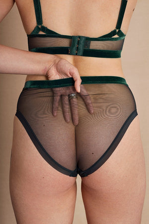 Starting is all it takes - HIGHWAIST BRIEFS - Highwaist Briefs - theunderargument.com