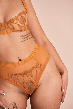 Unconditional self-love - HIGHWAIST BRIEFS - Highwaist Briefs - theunderargument.com