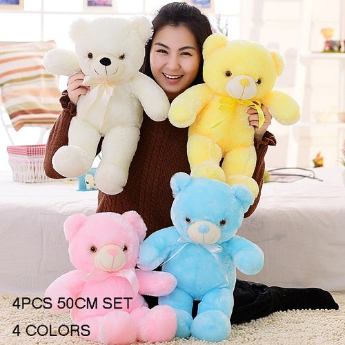 Luminous & Glowing LED Teddy Bear