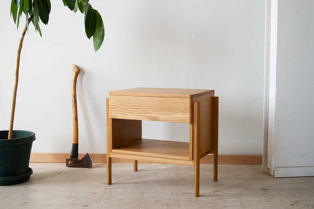 Henrik Nightstand | side table with a drawer