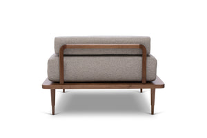 Oslo Daybed | walnut sleeper