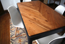 Load image into Gallery viewer, Clifton Dining Table | minimalist solid wood table