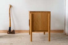 Load image into Gallery viewer, Henrik Nightstand | side table with a drawer