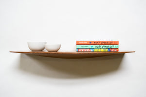 "Large All-Round | 24"" floating shelf"