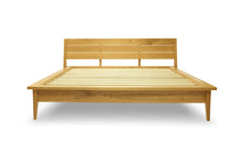 Load image into Gallery viewer, Josef Bed | solid wood platform bed