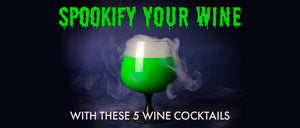 Spookify Your Wine This Halloween With These 5 Wine Cocktails