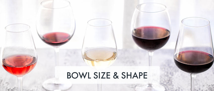 Bowl Size and Shape