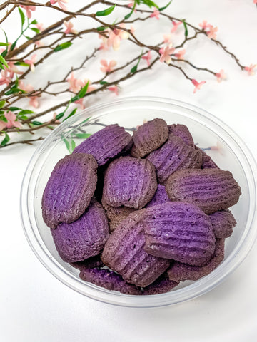 UBE COOKIE CHIPS—5oz (SHIPPING ONLY)