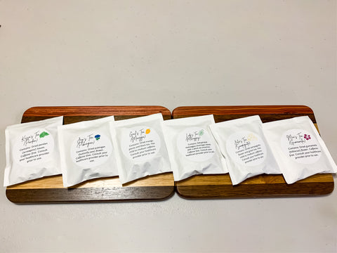 ASSORTED-FLAVORS TEA (PICK-UP ONLY)