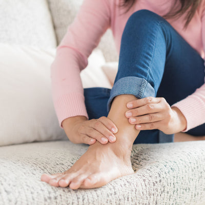 10 Ways to Strengthen Your Feet