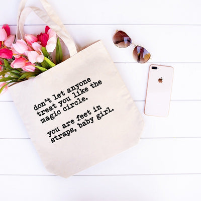 You are Feet In Straps, Pilates Tote, Workout Bags, Fitness Gifts, Reusable Grocery Bag, Pilates Gifts, Pilates Accessories, Funny Bags - The Movement Shop
