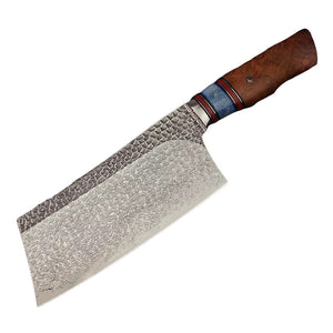 Damascus VG10 Steel Cleaver Knife