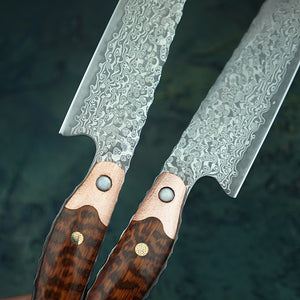 VG10 Handmade Damascus Steel Sushi Fillet Knife