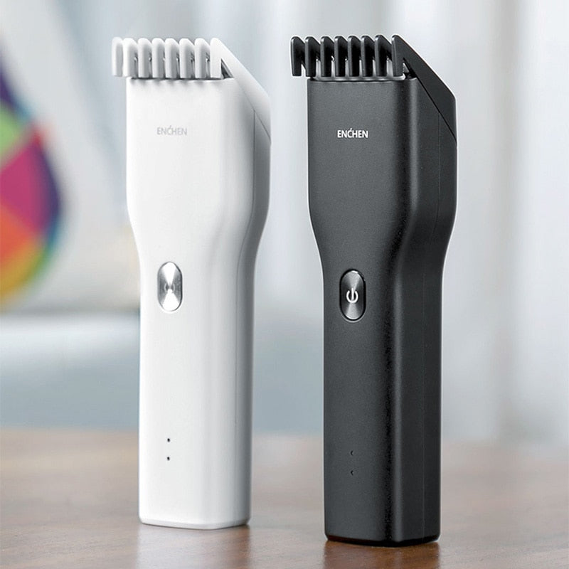 Men's Electric Hair Clippers   Adult Razors Professional Hairdresse ENCHEN