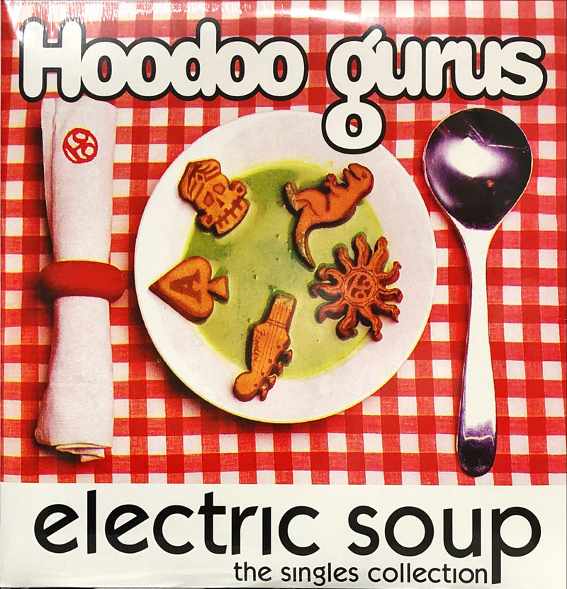 Hoodoo Gurus ‎– Electric Soup (The Singles Collection) (Vinyl 2LP)[Gatefold]