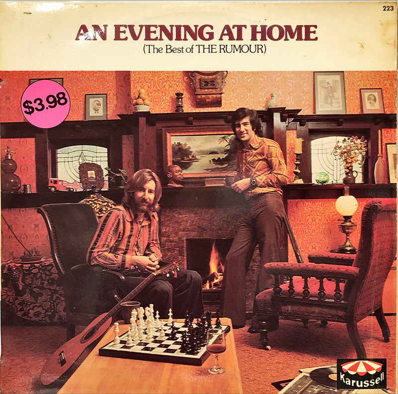 The Rumour - An Evening At Home (The Best Of The Rumour) (Vinyl LP)