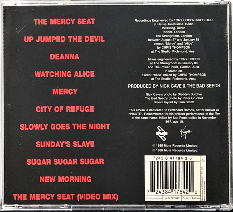Nick Cave And The Bad Seeds - Tender Prey (CD)(Reissue)