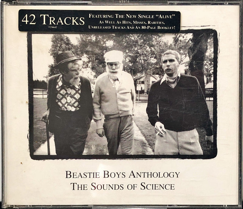 Beastie Boys - Anthology: The Sounds Of Science (2CD)