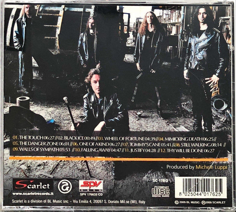 Killing Touch - One Of A Kind (CD)