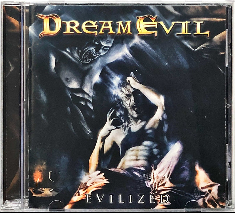 Dream Evil - Evilized (CD)