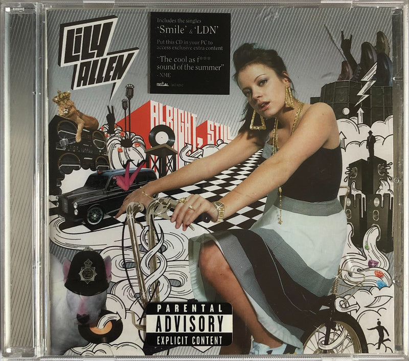Lily Allen - Alright, Still (CD)