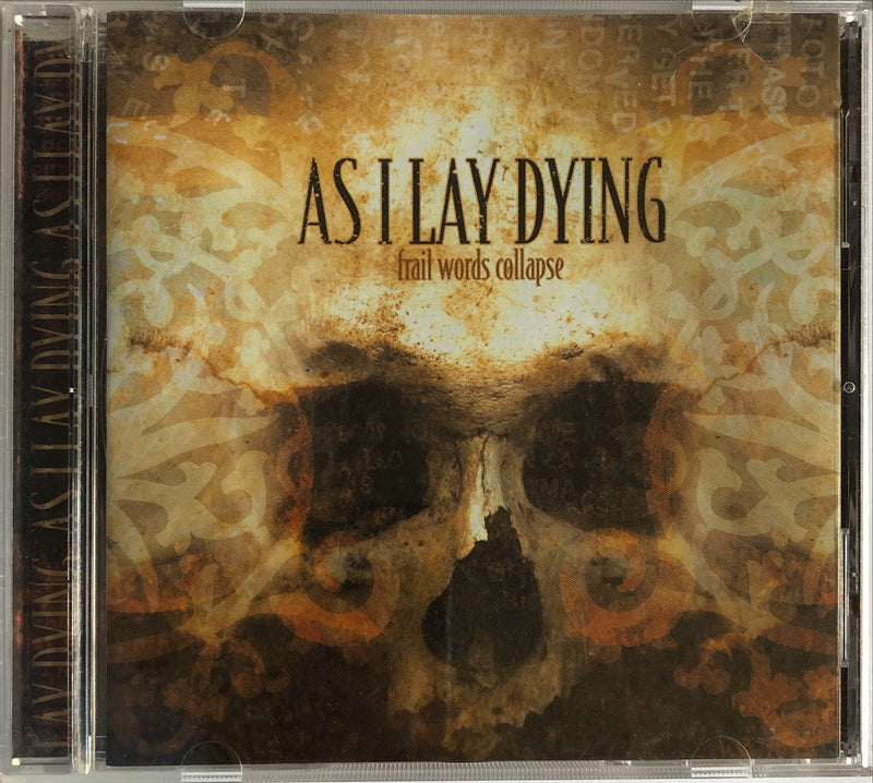 As I Lay Dying - Frail Words Collapse