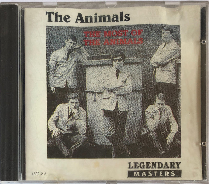 The Animals - The Most Of The Animals (CD)