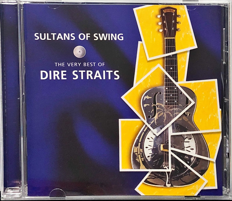 Dire Straits - Sultans Of Swing (The Very Best Of Dire Straits) (HDCD)