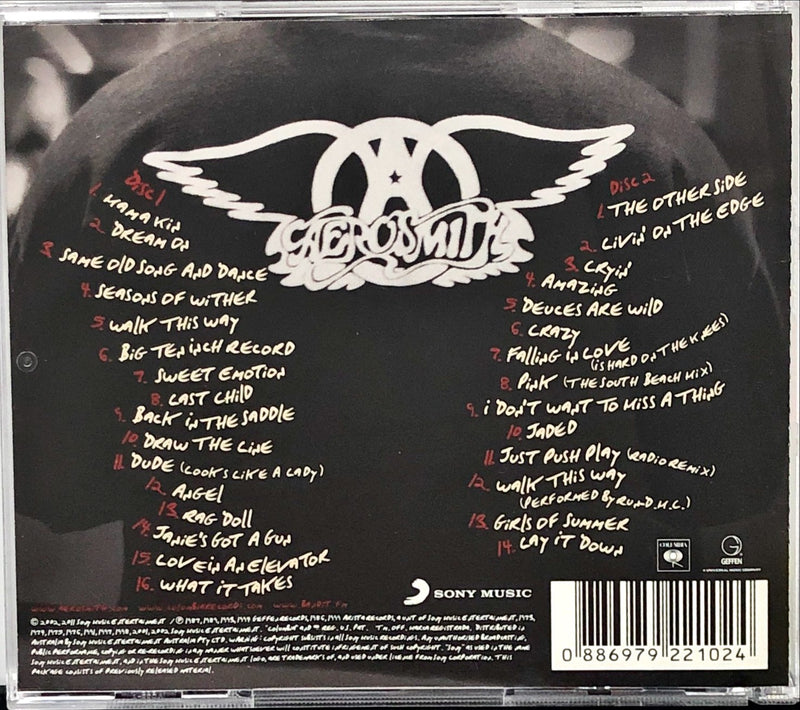 Aerosmith - The Essential Aerosmith (2CD)