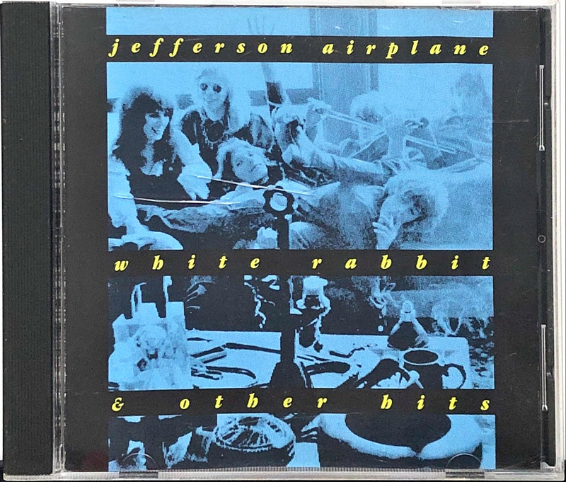 Jefferson Airplane ‎- White Rabbit & Other Hits (CD)