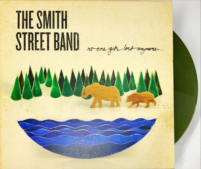 The Smith Street Band - No One Gets Lost Anymore (Vinyl LP)