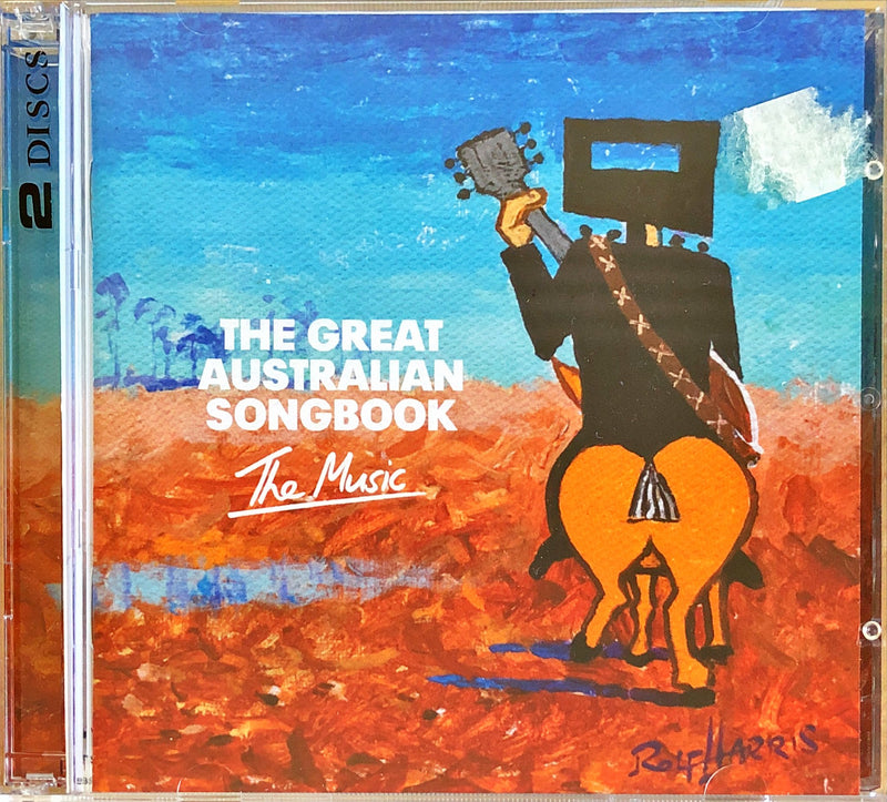 The Great Australian Songbook (Various) (2CD)