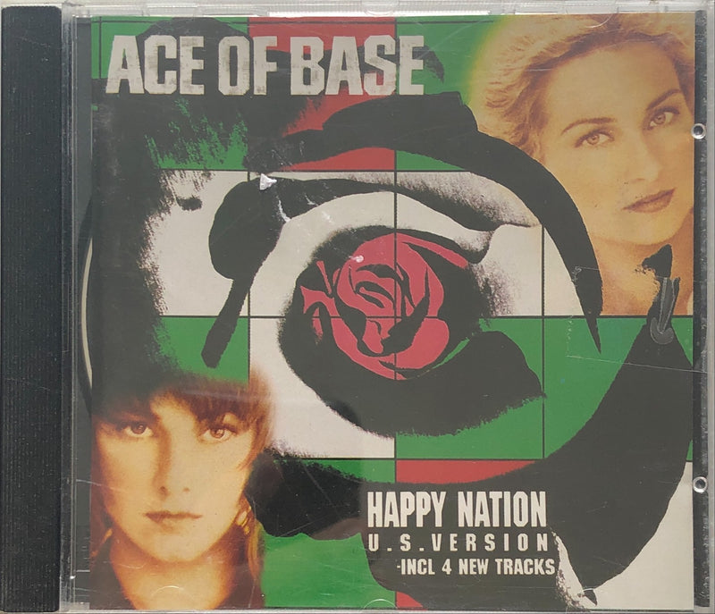 Ace Of Base - Happy Nation (U.S. Version) (CD)