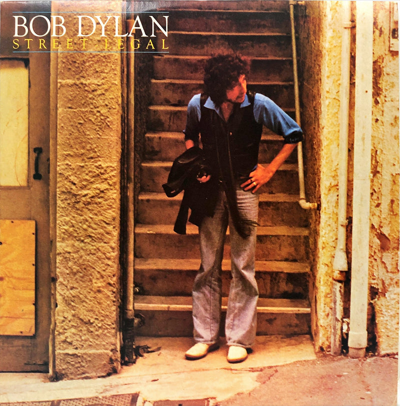 Bob Dylan - Street-Legal (Vinyl LP)
