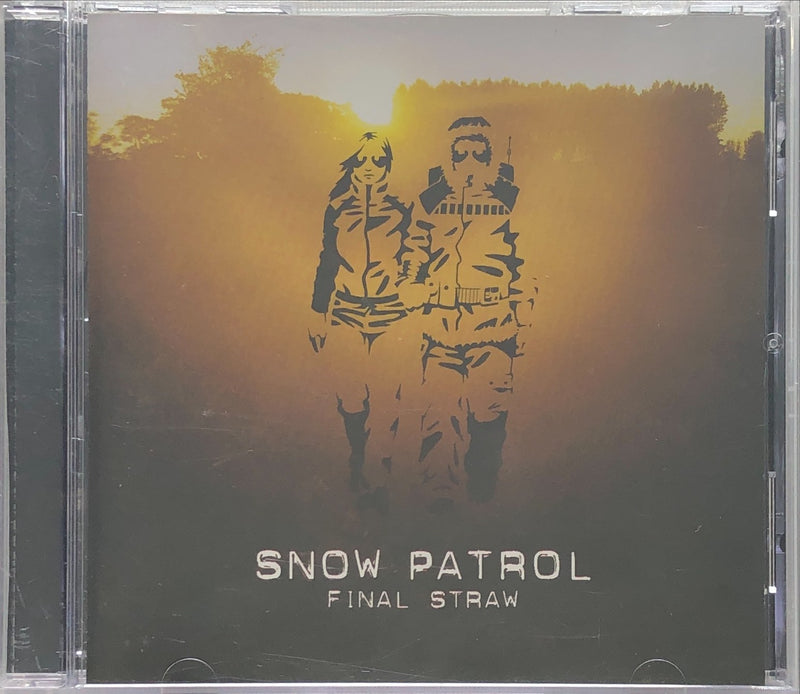 Snow Patrol - Final Straw (CD)