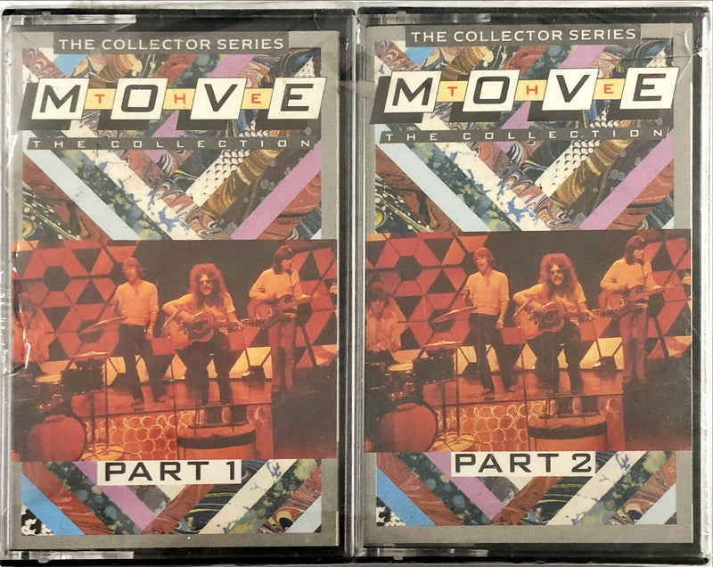 The Move - The Move Collection Part 1 & 2 (Cassette)