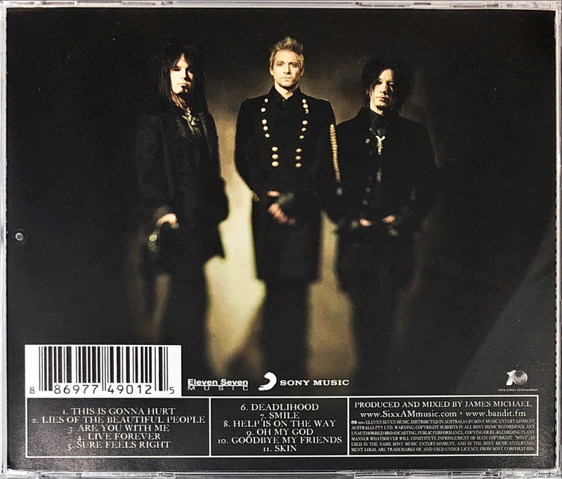 Sixx:A.M. - This Is Gonna Hurt (CD)