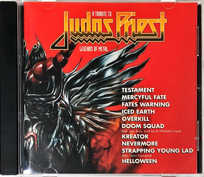 A Tribute To Judas Priest - Legends Of Metal (Various) (CD)