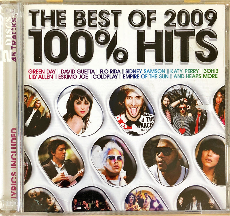 100% Hits: The Best Of 2009 (Various)