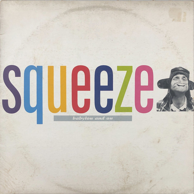 Squeeze - Babylon And On (Vinyl LP)