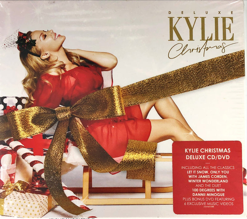 Kylie Minogue - Kylie Christmas (Deluxe)(CD,DVD)