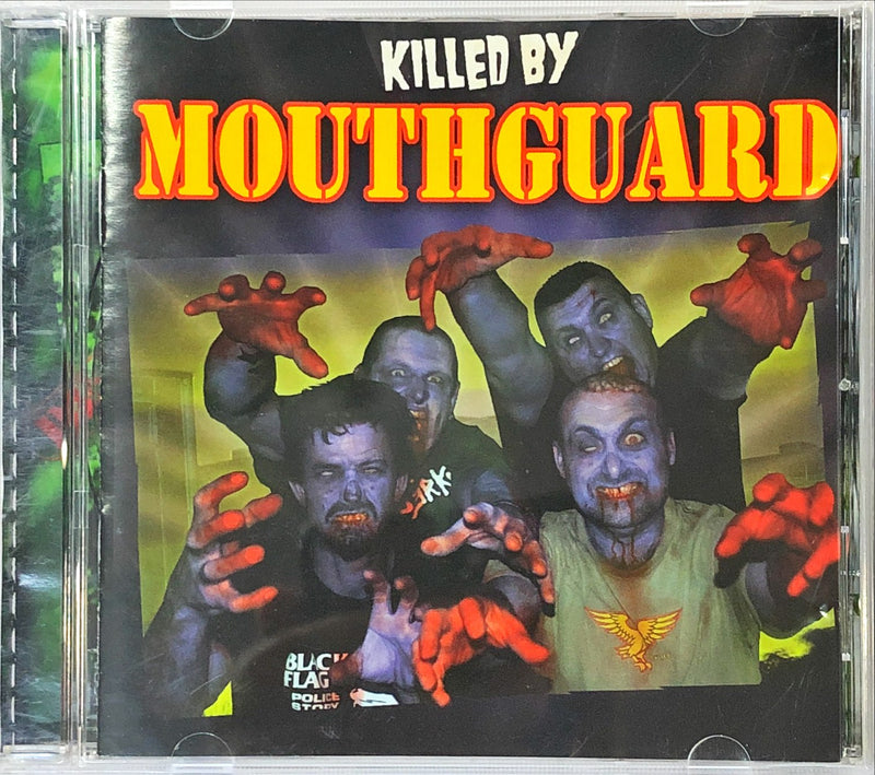 Mouthguard - Killed By Mouthguard (CD)