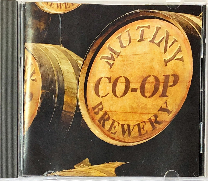 Mutiny - Co-op Brewery (CD)