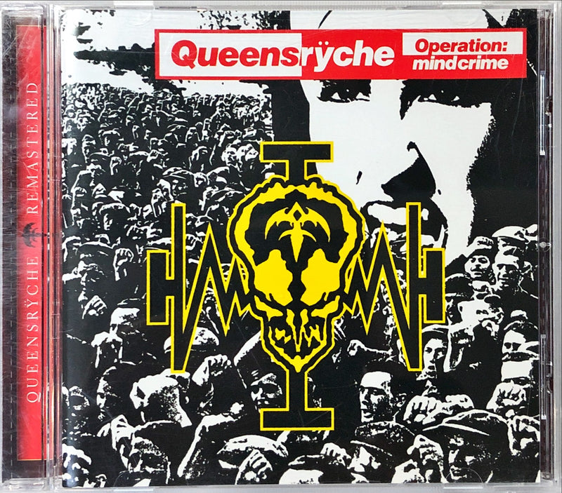 Queensrÿche - Operation: Mindcrime (CD)