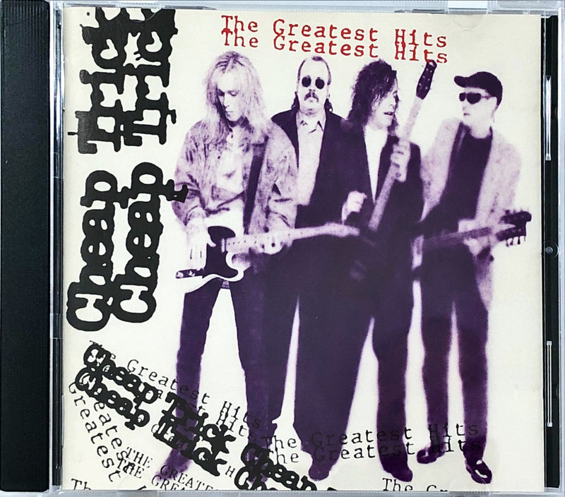 Cheap Trick - The Greatest Hits (CD)